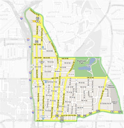 MIDTOWN MAPS - Midtown Neighbors ociation on